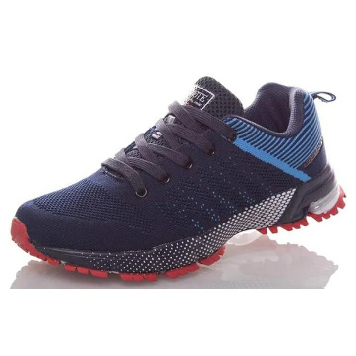 Кроссовки Bonote р.40 текстиль синие
