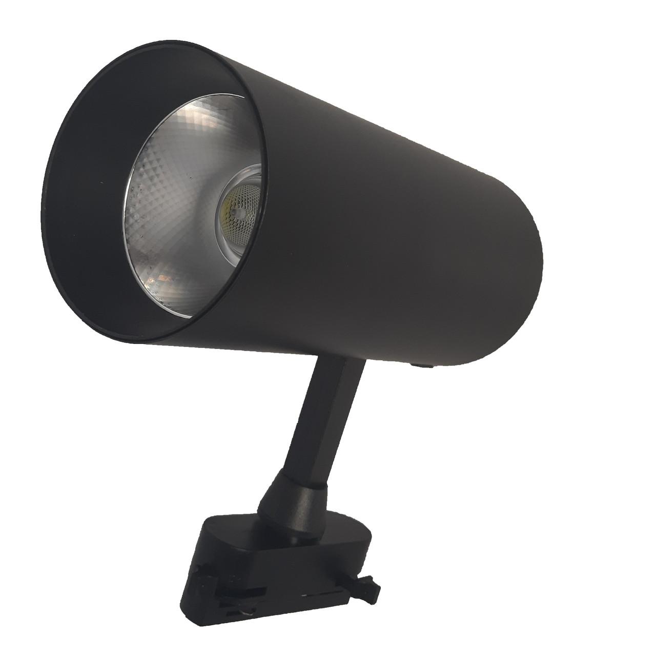 Прожектор SF-COB-Y1426 6500K BK 30W