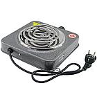 Электроплита DOMOTEC MS-5801 - 1 конфорка | Электроплиты DOMOTEC | Электрическая плита | Эмалированная  плита, фото 2