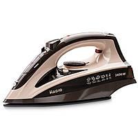 Утюг бежевый MAGIO MG-134 (6950120121342)