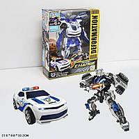 Трансформер - полицейская машина
