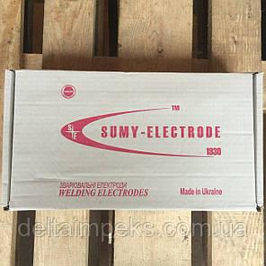 Електроди для зварювання міді Комсомолець-100, 4мм, фото 2