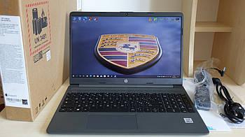 """НОВЫЙ Ноутбук HP 15s-fq1091nl 15.6"""" FHD Intel Core i3-1005G1/8GB/256GB SSD/USB Type-C/UHD Graphics"""