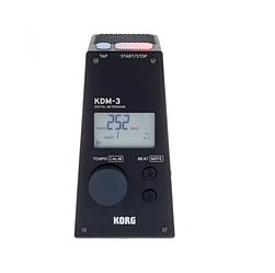 Метроном цифровой Korg KDM 3 BK