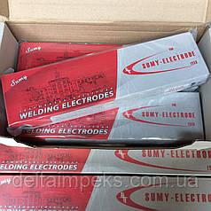 Электроды для сварки меди Комсомолец-100, 5мм