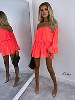 Платье женское шифоновое 82668