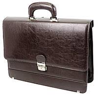 Портфель мужской для документов из эко кожи JPB Vega