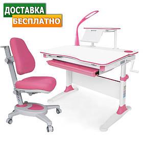 Детские парты школьные и кресла для дома Evo-30+Onyx