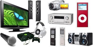 Аудіо - відео товари