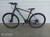 """Горный алминиевый велосипед Impuls Morgan 29"""" рама 20"""", 24 скорость,Shimano Altus + трюковый самокат в подарок"""
