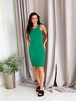 Жіноче облягаючі плаття до колін, фото 1