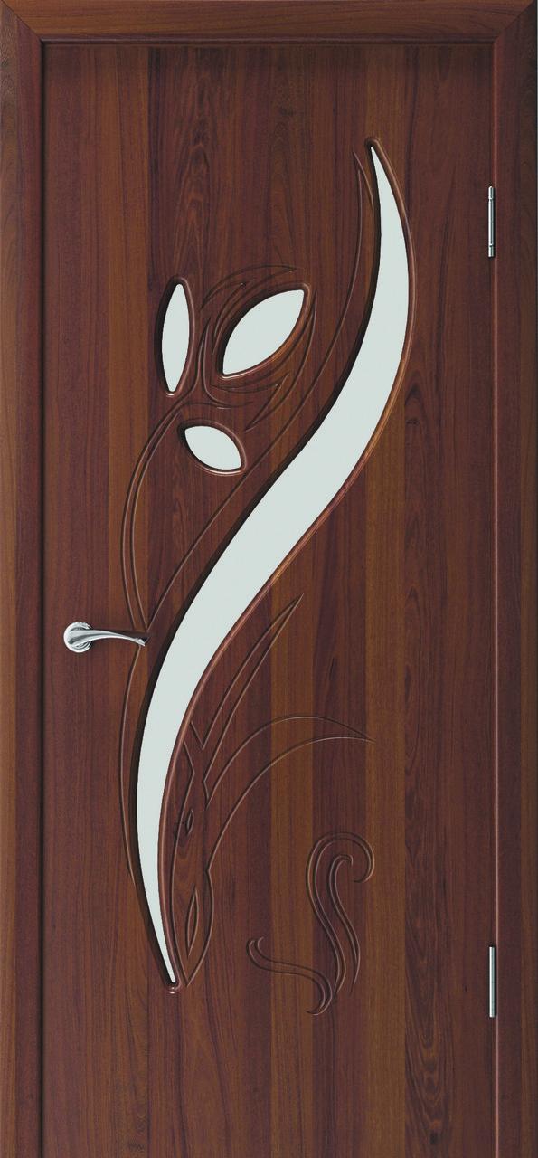 Межкомнатные двери «Тюльпан»