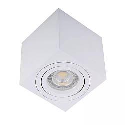 Точечный светильник MJ-Light KUBUS WH 12017