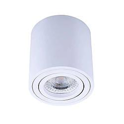 Точечный светильник MJ-Light LACK R WH 12002