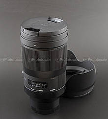 Объектив Sigma AF 40mm f/1,4 DG HSM Art