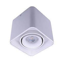 Точечный светильник MJ-Light CUBE 1 WH 12005