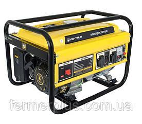 Генератор газ-бензин Кентавр КБГ258аг (2,5 кВт, ручний стартер) Безкоштовна доставка
