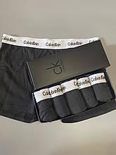 Мужские трусы боксеры в фирменной подарочной упаковке 5 шт. Трусы транки боксеры шорты  мужские 3