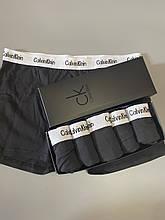Трусы мужские боксеры Calvin Klein 5 шт набор без подарочной упаковки трусы мужские труси боксери 2