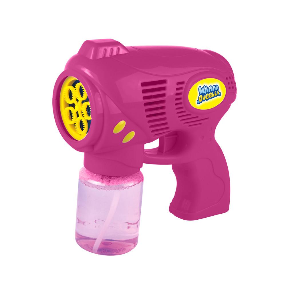 """Мыльные пузыри """"Турбо мылемет"""", 150 мл, розовый"""