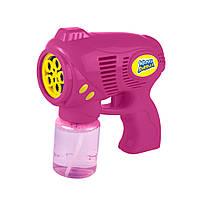 """Мыльные пузыри """"Турбо мылемет"""", 150 мл, розовый, фото 1"""