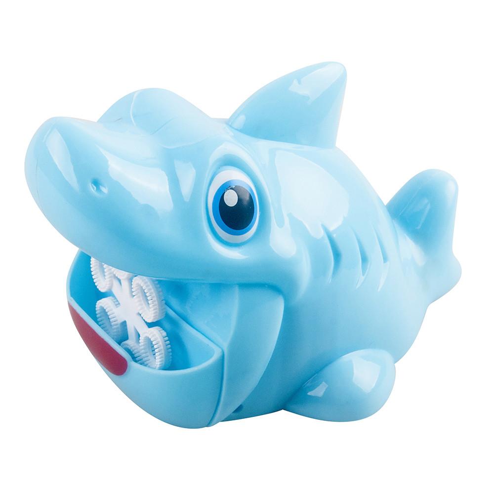 """Мыльные пузыри """"Баббл генератор, голубая акула"""", 118 мл"""