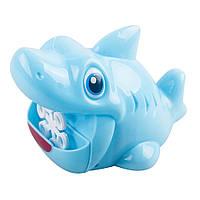 """Мыльные пузыри """"Баббл генератор, голубая акула"""", 118 мл, фото 1"""