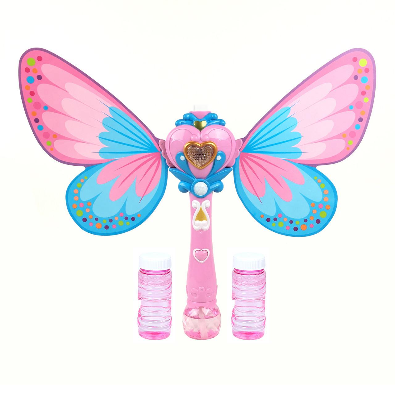 """Мильні бульбашки """"Чарівна Метелик"""", 100 мл"""