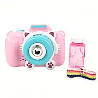 "Мыльные пузыри ""Баббл Камера"", 50 мл, розовый, фото 1"