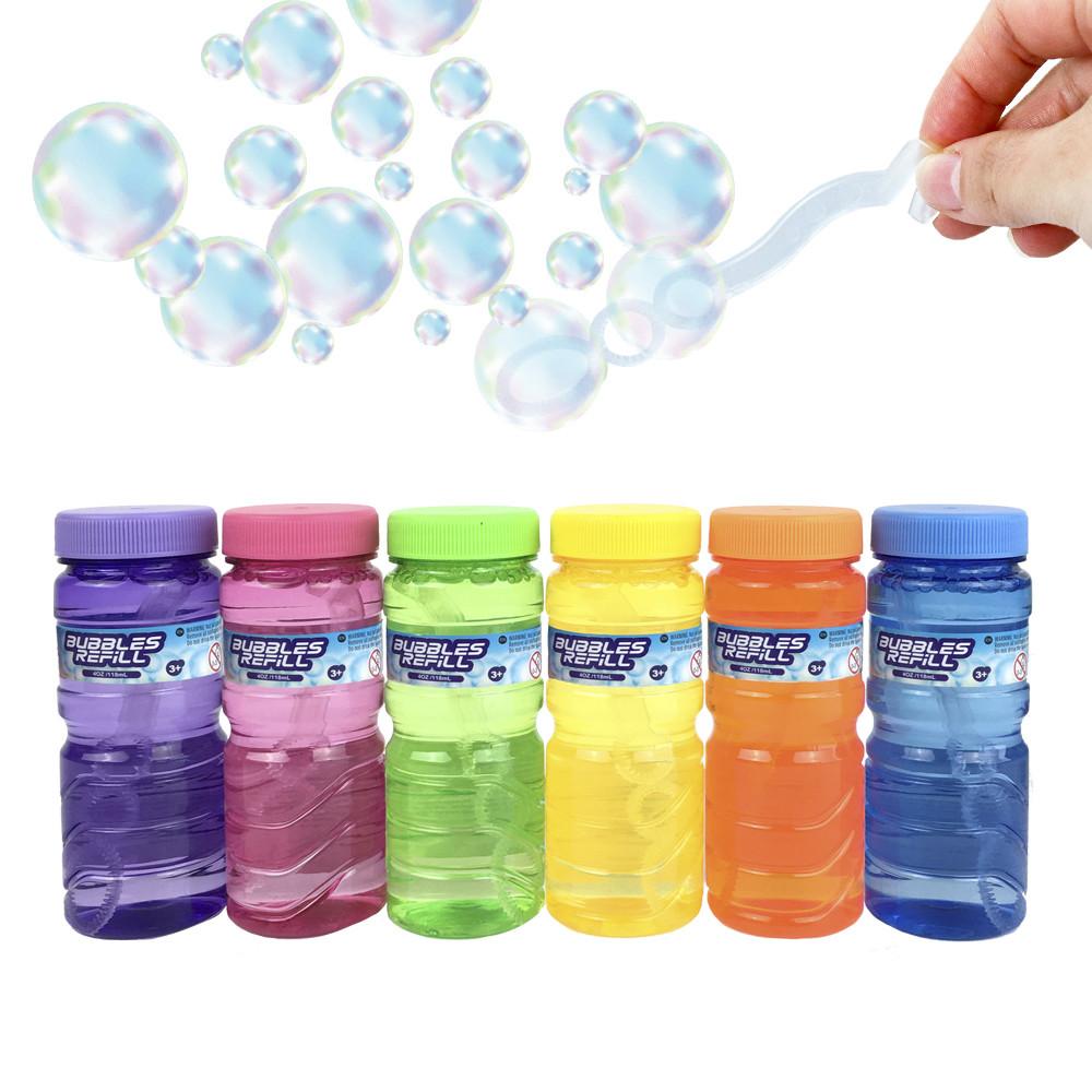 """Мыльные пузыри """"Колор"""", 118 мл, в ассортименте"""