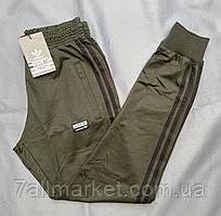 """Спортивні штани чоловічі ADIDAS на манжеті,р-ри S-2XL(5кол.)""""SPORTWEAR"""" недорого від прямого постачальника"""