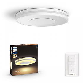 Розумний світлодіодний світильник Philips Hue Being White Ambiance Bluetooth (Вимикач в комплекті)