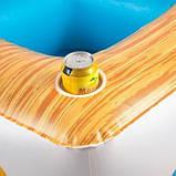 Надувной матрас-осторв Bestway 43294 Песчаный бар 246x246 см, фото 3