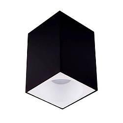 Точечный светильник MJ-Light 8001S BK + 3001S WH