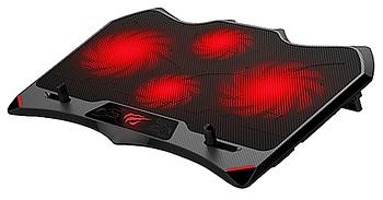 Охлаждающая подставка для ноутбука COOLER PAD HAVIT с USB