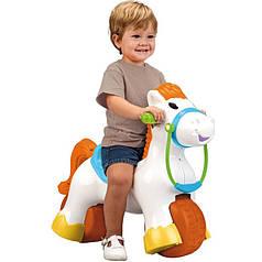 Інтерактивна конячка-гойдалка Ponyfeber 2in1 Feber 06280