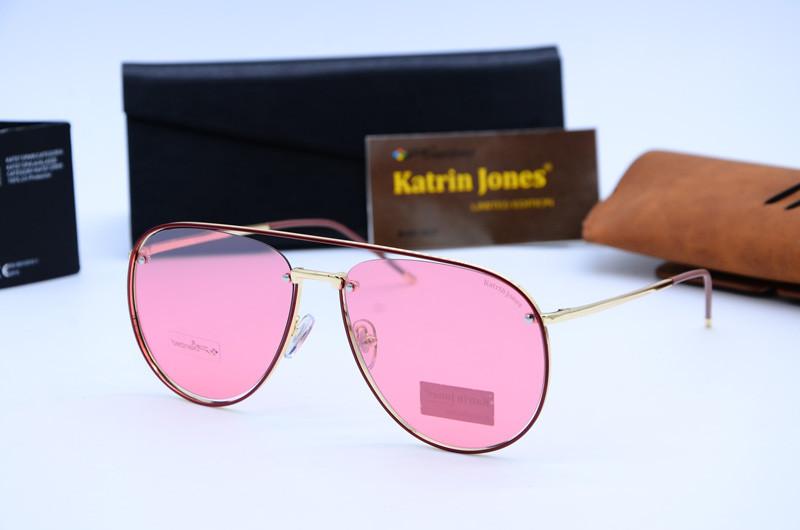 Жіночі сонцезахисні окуляри Авіатор Katrine Jones 0849 c26-R17