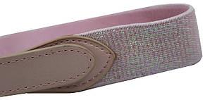Детский эластичный ремень резинка C&A 2014843 розовый, фото 3