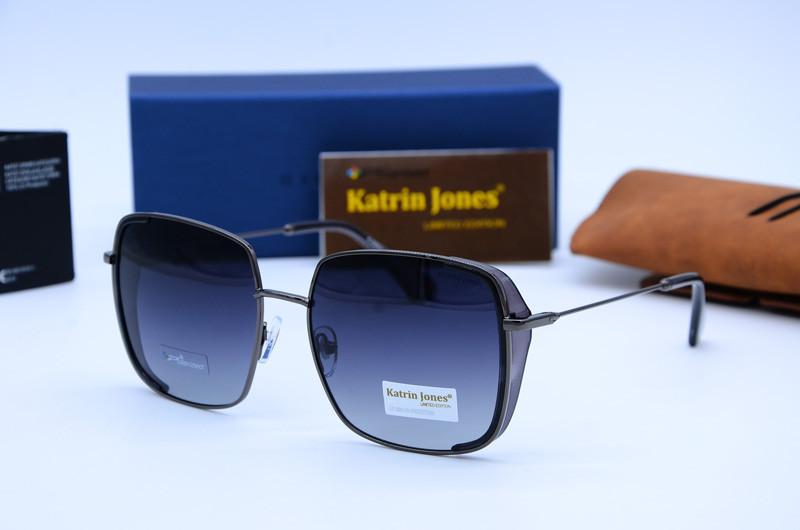 Женские солнцезащитные квадратные очки Katrine Jones 0852 c02-G16