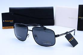 Мужские фирменные очки  Marc John 0790 c01-P1