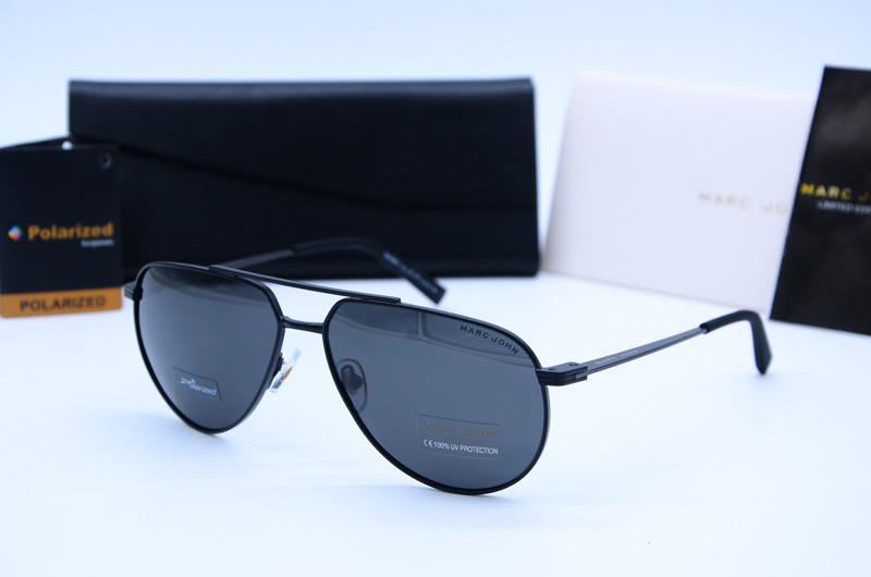 Мужские фирменные очки  Marc John 0801 c01-P1