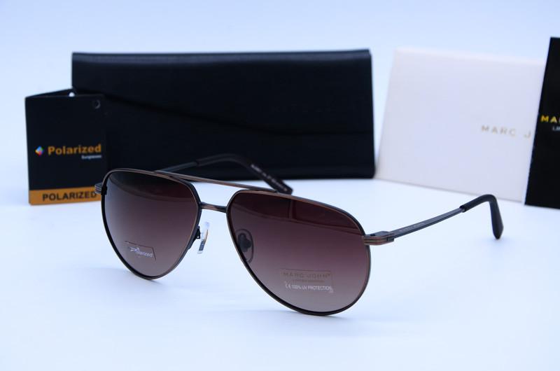Чоловічі фірмові окуляри Marc John 0801 c27-G3
