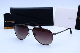 Мужские фирменные очки  Marc John 0801 c27-G3
