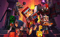 Minecraft – трехмерный мир из кубиков
