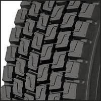 Шини 235/75 R 17,5 136/134M 143/141J Profil CARGO MASTER Recamic Michelin XDE 2 (Наварка)