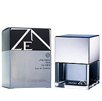 Мужская туалетная вода, оригинал Shiseido Zen For Men  50ml