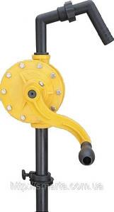 Ручной ротационный насос для AdBlue и химикатов. GROZ 44191