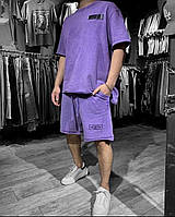 Костюм мужской футболка+шорты