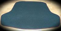 Коврик багажника Volkswagen Golf VI Variant '09-13. Текстильные автоковрики