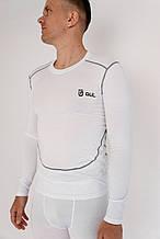Термо-кофта GUL компрессионная термобелье белая кофта для спорта